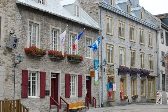 Qubec (Stadt), Kanada: Place Royale, Quebec City