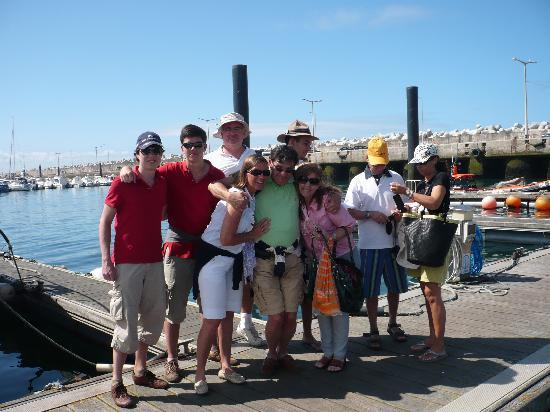 Quinta do Scoto: family and friends in Lisboa