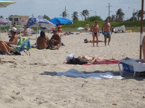 north miami nude beach