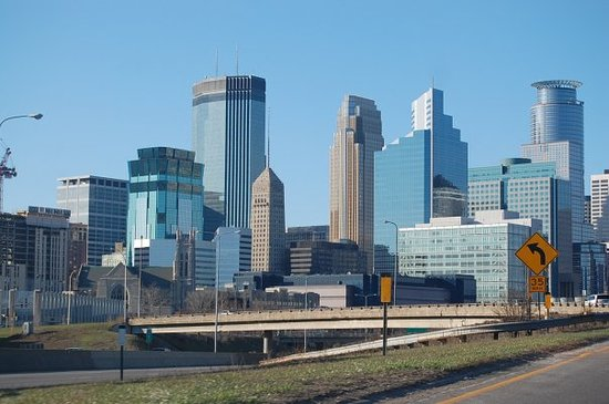 Minneapolis, Minnesota: Minneapolis, MN