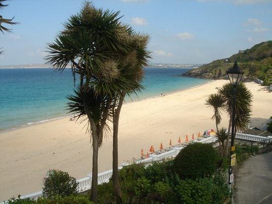 St Ives hotels