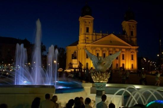 Debrecen attractions