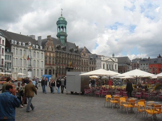 Mons attractions