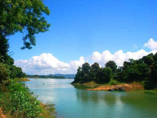 Bangladesch: The most beautiful Kaptai lake