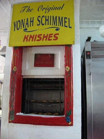 Yonah Schimmel's Knishes Bakery, New York City - Restaurant Reviews ...