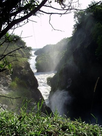 Kampala, Uganda: Muhison Falls