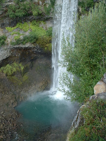 Whistler, Canada: Brandywine Falls