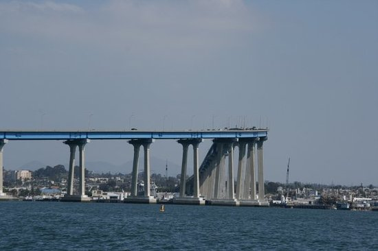 , : Coronado Bridge