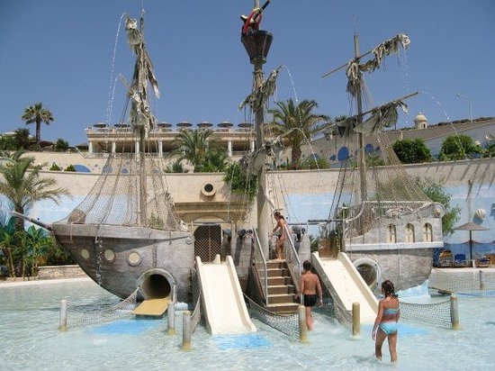 Photo of the Water Park, Faliraki, Rhodes island, Greece