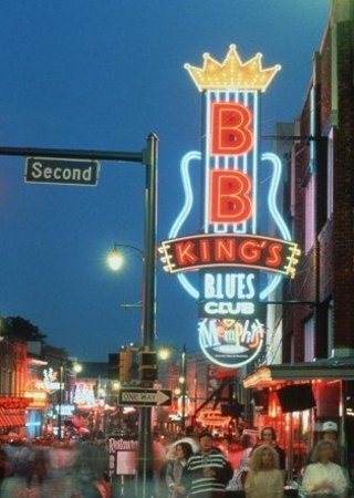 Beale Street - Memphis TN