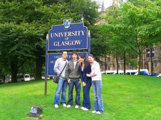 University for adults glasgow