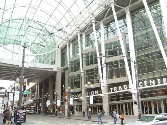 Washington State Convention Center Seattle Hours Address Attraction Reviews Tripadvisor
