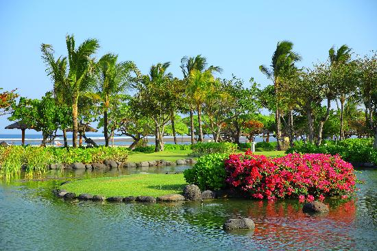 Beautiful Ponds Picture Of Grand Hyatt Bali Nusa Dua