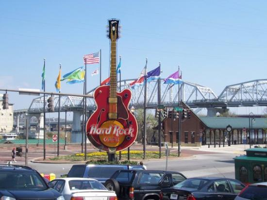 Hard Rock Cafe Nashville Reviews