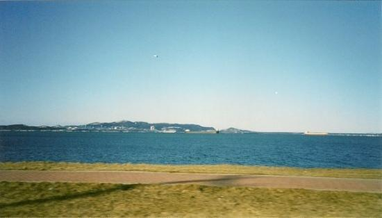 Sept Iles, Canada: The port of Sept Ile on the mouth of the St Lawrence Seaway