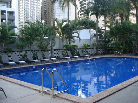 The Royal Brisbane Swimming Pool Picture Of Royal On The Park Brisbane Tripadvisor