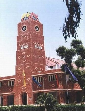 Mekka, Saudi-Arabien: Rahim Yar Khan City Town Hall was planned and built when Mir Syed Tajjamul Hussain was the Chief