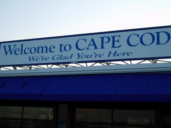 Yarmouth Port, Массачусетс: Welcome to Cape Cod We're Glad You're Here