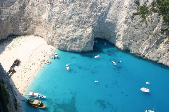Kypseli, Greece: Navagio Beach