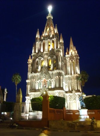 "San Miguel de Allende, Mexique : My ""castle"""