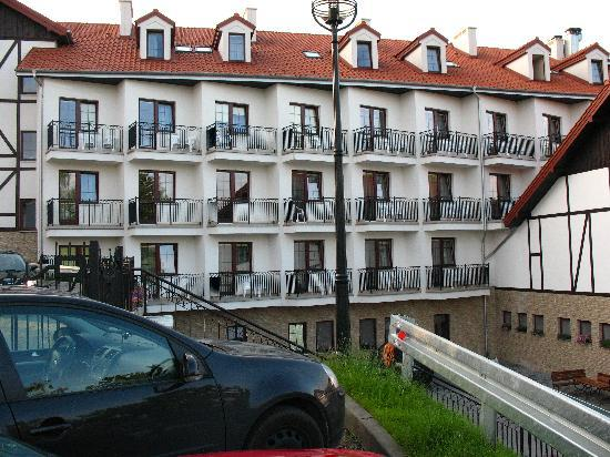 Photo of Hotel Anek Mragowo