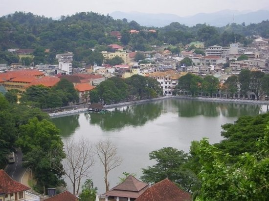 Bed & breakfast i Kandy