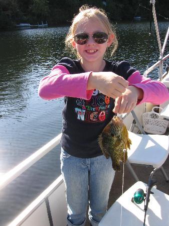 Ridin-Hy Ranch Resort: Catch of the Day