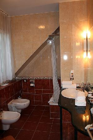 Hotel Domstern: bathroom