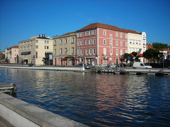 Aveiro attractions
