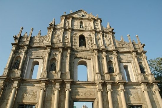Macau attractions
