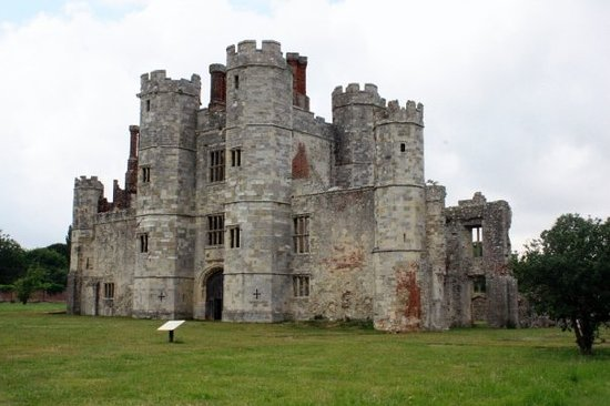Fareham, UK : Titchfield Abbey 