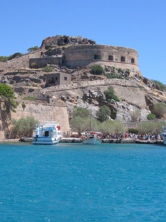Hersonissos, Greece: The Lepra Island Spinalonga