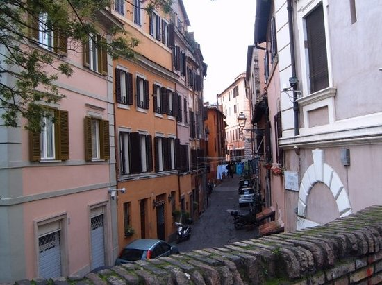 Rome off the beaten path