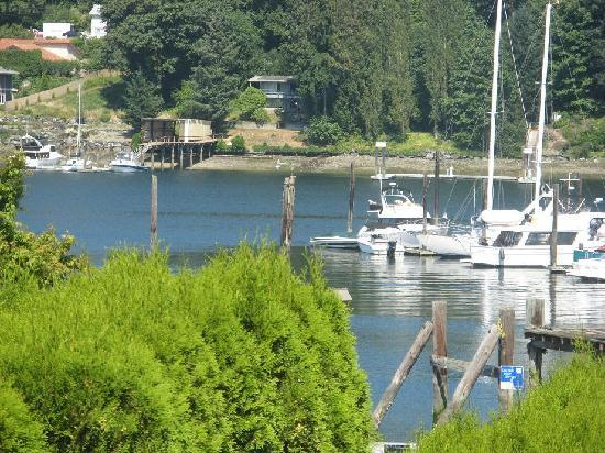 Gig Harbor, WA: View from The Skansonia