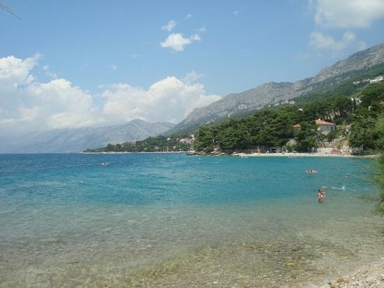 Hotels Baska Voda