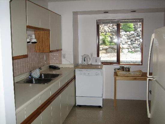 Stoneshire Guesthouse: Kitchen area