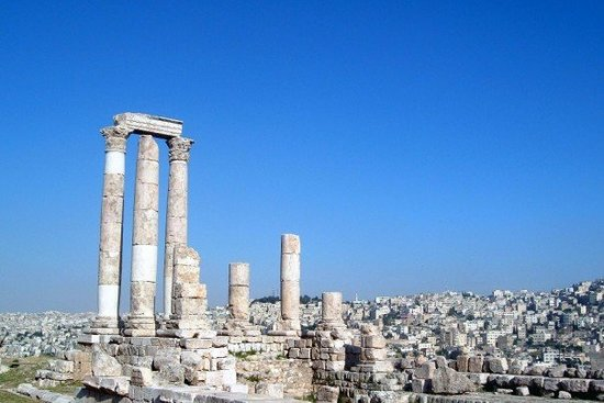 Amman : chambres d'htes