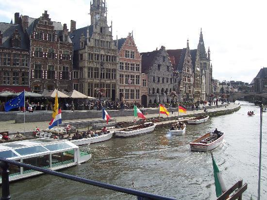 Daytrips from Bruges
