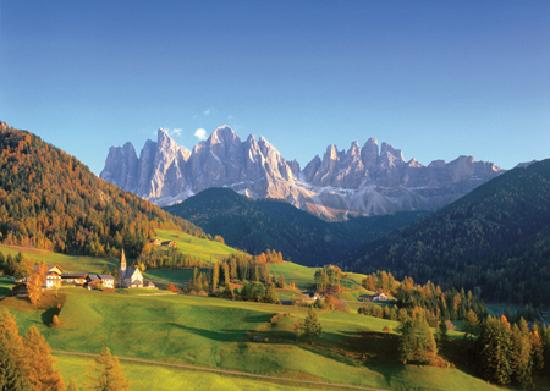 South Tyrol Province, Italy: Quelle: Südtirol Marketing - Fotograf: Clemens Zahn