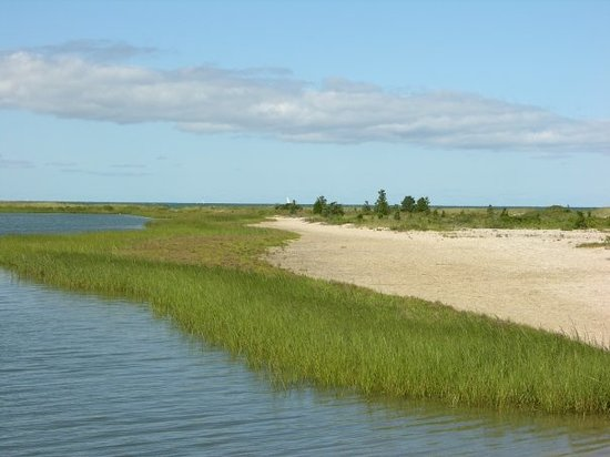 Scenic bay at Edgartown