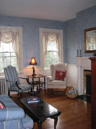 Sherburne Inn, Nantucket: Common Rooom