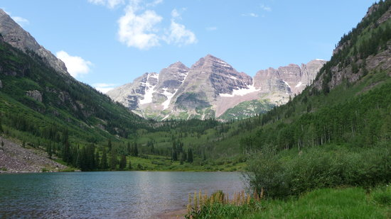 The Independence Square: Maroon Bells