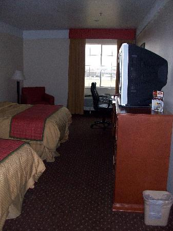 La Quinta Inn &amp; Suites Midland North: Double room