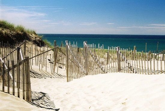 Provincetown, MA: Cape Cod National seashore
