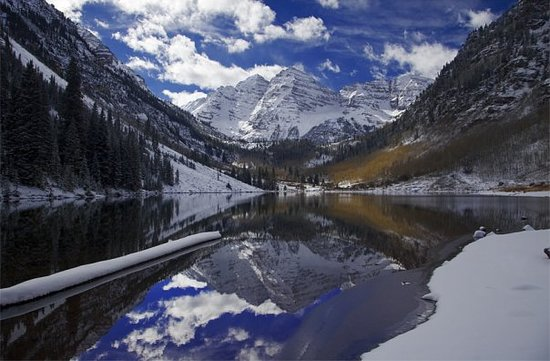 Аспен, Колорадо: Maroon Bells - Aspen, Colorado