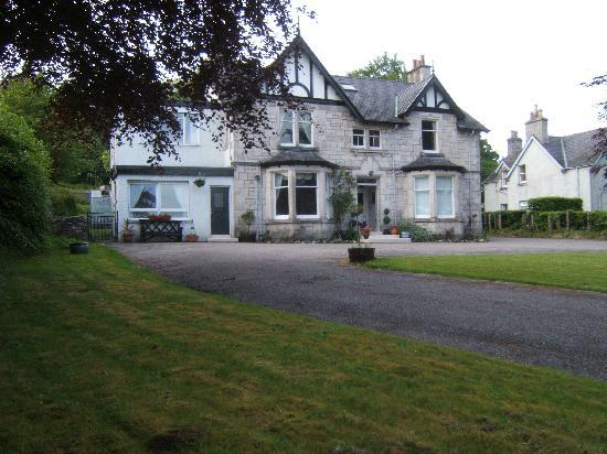 Blar Mhor B&amp;B: great B&amp;B on approach to Golspie