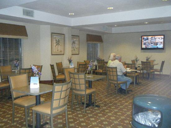 Sleep Inn Lake Norman: Breakfast room