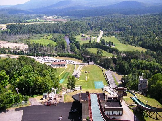 Lake Placid attractions