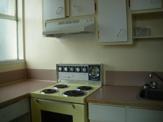 ‪‪Tropicana Motor Inn‬: Kitchen‬