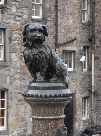 Greyfriars Bobby Memorial Edinburgh Scotland Address